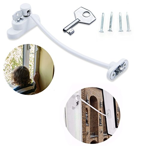Bary Safety Window Restrictor