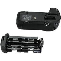 Poignée d'Alimentation Batterie Grip pour Appareil Photo Originale DynaSun D15 pour Nikon D7100 compatible MB-D15 MBD15 Avec un magasin pour 6x piles standard ou rechargeables de type AA