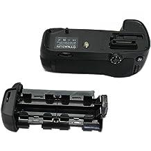 Empuñadura de batería Profi batería mango DynaSun 7100 para Nikon D7100 como la MB-D15 con batería para pilas AA