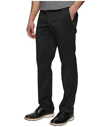 Nike Flat Front, Pantaloncini Uomo Black