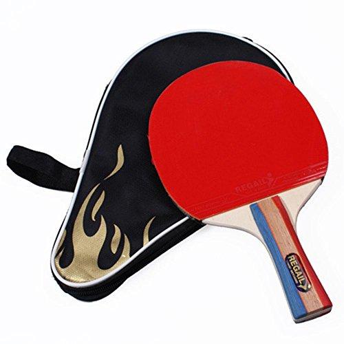 1 PC Pro Pack D001 Original Training Tischtennisschläger Ping Pong Schläger Paddel