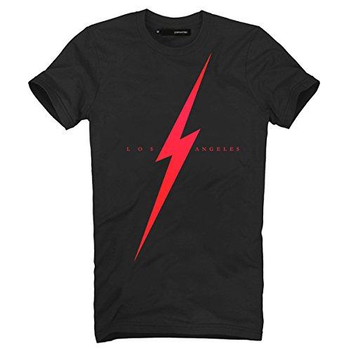 """DEPARTED Fashion Shirt """"3619-010"""" Schwarz2"""