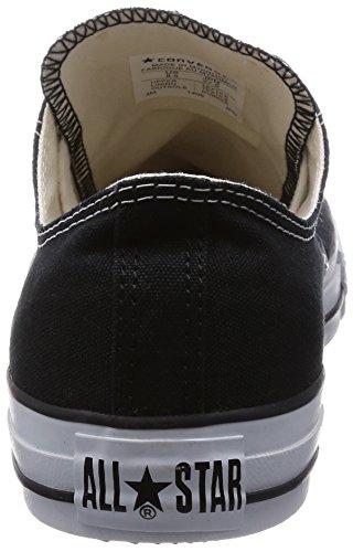 Converse Unisex-Erwachsene C Taylor A/s Ox Sneakers Schwarz (Nero)