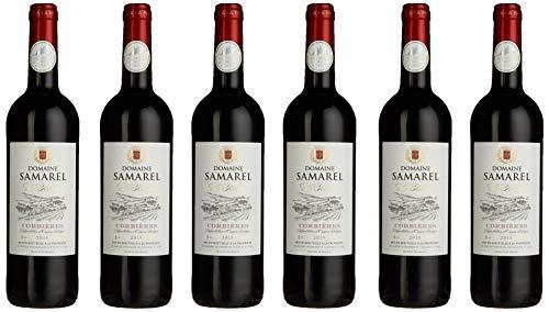"""Wein Probierpaket\""""Das Beste aus Corbières\"""" (6 x 0.75 l)"""
