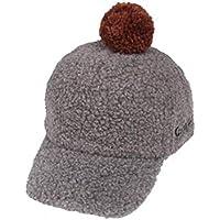 Sombrero De Invierno Resistente Al Viento Sombrero para Niños De 2 A 9 Años Sombrero Frío Engrosado, Adecuado para Viajes Al Aire Libre, como Esquí, Campamento De Invierno,Gray,2To8yearsoldunisex