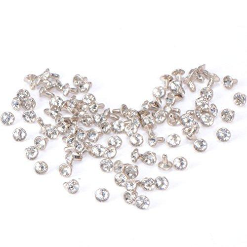 Ultnice - Tachuelas cristales brillantes diamantes