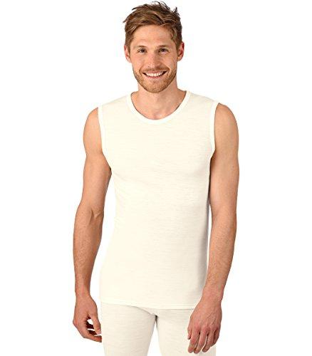Trigema Herren Träger-Shirt Merinowolle