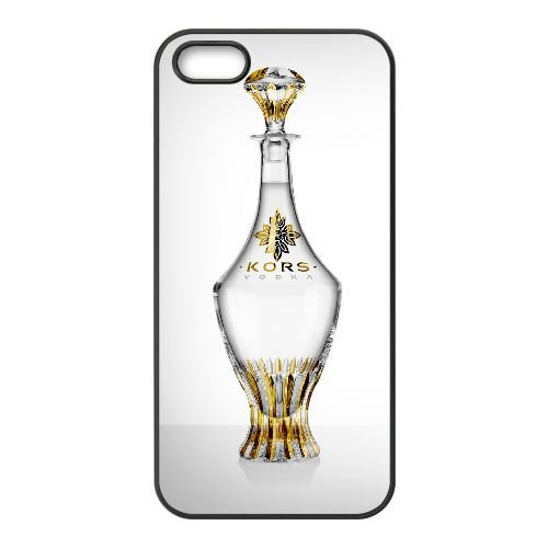 kors-vodka-alcohol-vodka-vip-most-expensive-vodka-98377-iphone-4-4s-cell-phone-case-black-cell-phone