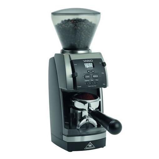 "'""Vario Home Electric Coffee Grinder–250g Coffee"