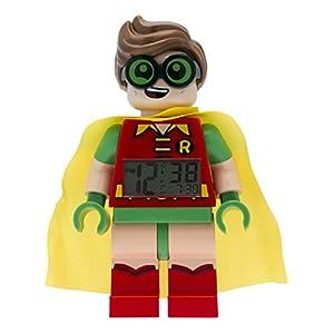 LEGO Batman 9009358 Sveglia per bambini minifigure Robin 5060286802090 LEGO