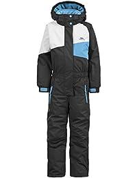 Trespass Kids' Wiper Waterproof Windproof Insulated Ski Suit