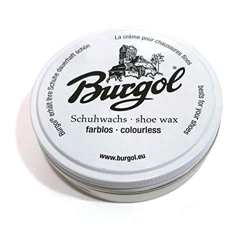 Burgol Schuhwachs