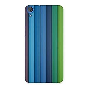 Neo World Premium Darker Palette Back Case Cover for HTC Desire 820