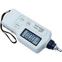 CGOLDENWALL - Medidor de vibración digital portátil con sensor de vibración LCD, medidor de vibración, medidor de velocidad de aceleración