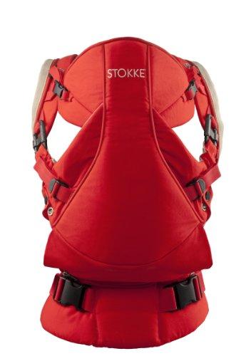 Stokke - Mochila Portabebé ® MyCarrier Rojo