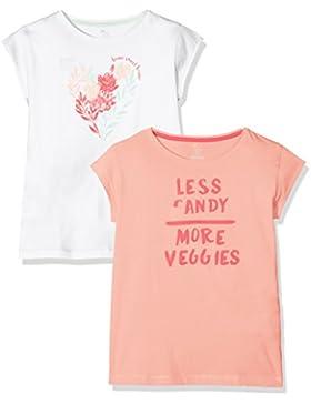 Zippy T-Shirt Bambina (Pacco da 2)