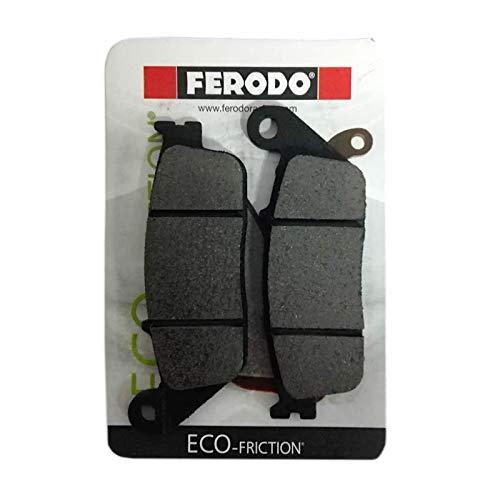 Coppia pastiglie freno anteriori Ferodo FDB2225EF SH 125/150/300 X-Max 400
