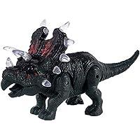 Dooret Elektronische Dinosaurier Triceratops Spielzeug Licht + Sound + Walking Imitiert Dinosaurier Kinder Spielzeug Geburtstagsgeschenk Überraschung Geschenk preisvergleich bei kleinkindspielzeugpreise.eu