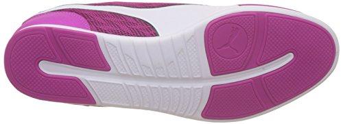 Puma Modern Soleil Quill, Sneakers Basses Femme Rose (Ultra Magenta-puma White 01)