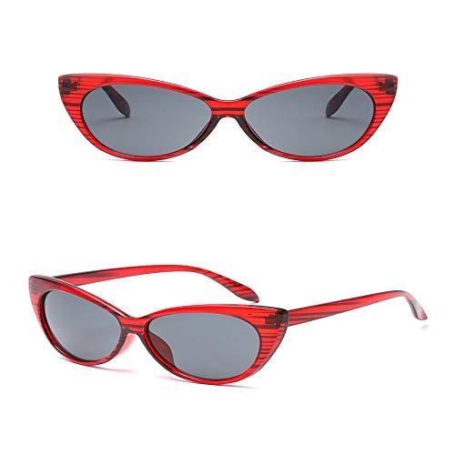 JYTDSA Sonnenbrille-Frauen-Sonnenbrille-Art- und Weisefrau-Gläser UV400 Farbtöne