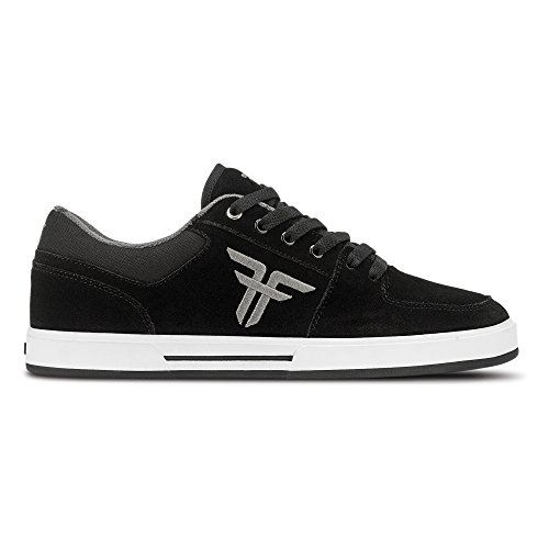 Fallen, Sneaker uomo US Nero
