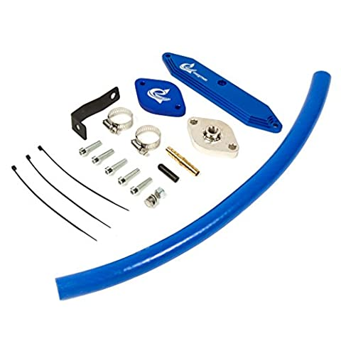 Evergreen EGR-6.7-105 EGR Delete Kit 11-14 Ford F250 F350 F450 Powerstroke Diesel 6.7L by Evergreen Parts And Components