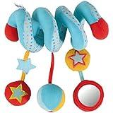 TINEO 334013Baby juguete Activity espiral de circo, color azul