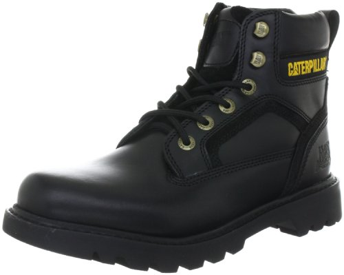 Cat Footwear STICKSHIFT P712702, Stivaletti uomo, Nero (MENS BLACK), 44