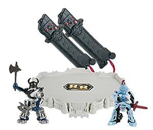 Tomy Battroborg - T60818 - Figurine Militaire - Battroborg Warrior Knight Vs Viking Aréna Set
