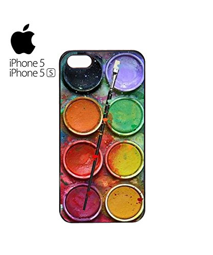 WaterColour WaterColor Water Color Painting Artist Mobile Phone Case Cover iPhone 6 Plus + White Blanc