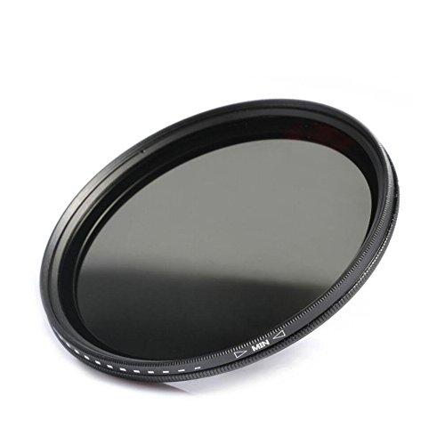 Filtre de lentille ajustable avec filtre ND pour densité variable neutre ultra mince Fader ND2 à ND400 avec une taille de filetage de filtre de 95MM, pour Sigma 150-600mm 50-500mm
