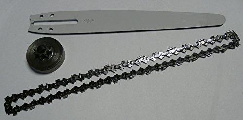 Kit Stange Carving 25cm + Glocke-1/4+ Kette mit 1/460Glieder