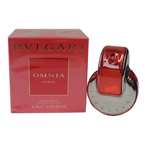 Bvlgari Omnia Coral femme/woman, Eau de Toilette, 1er Pack (1 x 65 ml) Womans Garten