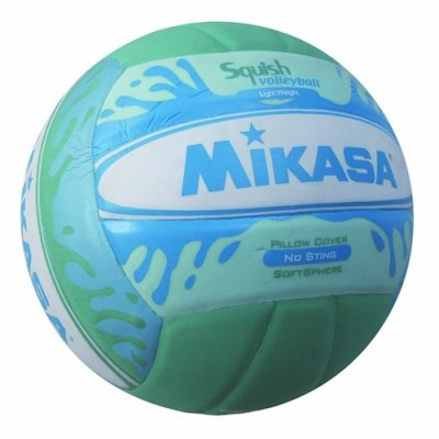 MIKASA Aqua piscine Jeux de Ballon Fun Jouer Eau Polo Earphones Volley-ball