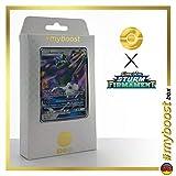 BOREOS GX SM134 - #myboost X Sonne & Mond 7 Sturm am Firmament - Box mit 10 Deutschen Pokémon-Karten