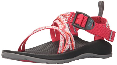 Chaco ZX1 Ecotread Sandal (Toddler/Little Kid/Big Kid) Chantilly Rouge