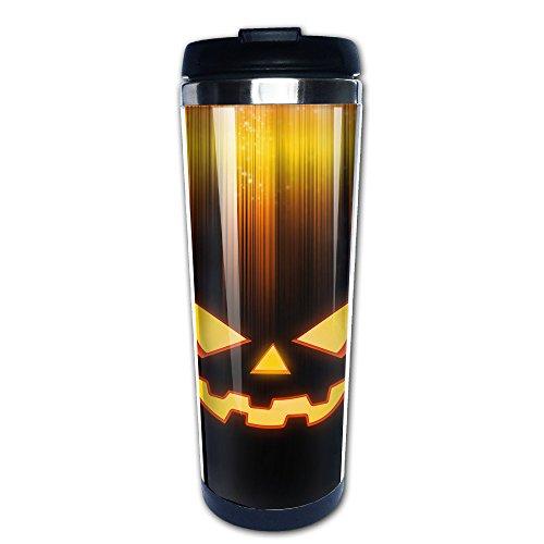lloween Horror Kürbis Gesicht Kaffee Tasse (Scary Halloween-bäume)