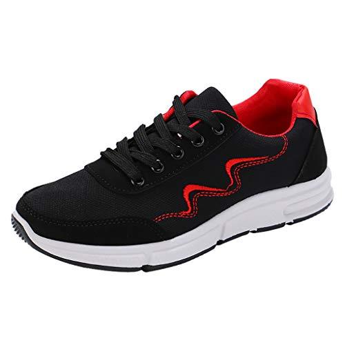 Weiß Betty Schuhe Für Erwachsene - DAIFINEY Damen Erwachsene Straßenlaufschuhe Turnschuhe Laufschuhe