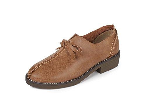 balamasa-womens-bows-square-heels-round-toe-brown-urethane-oxfords-shoes-25-uk