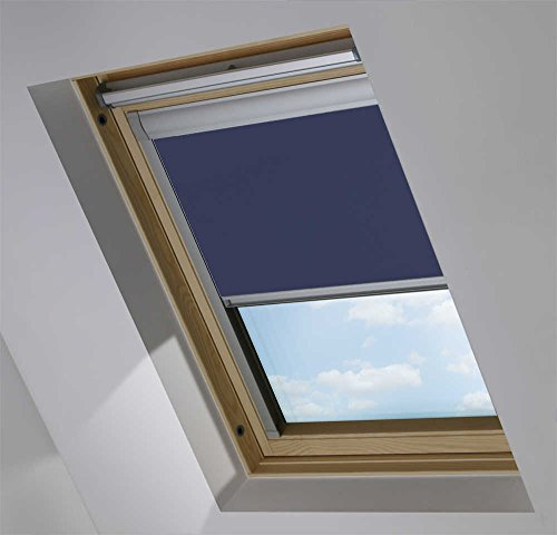 Blackout Roller Dach Jalousien für Ggl 206 Velux Windows-Fabric Shade Datenschutz