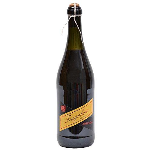Fragolino Rosso 0,75 L - Erdbeer-Perlwein von Corte Viola - 10% Vol. Italien