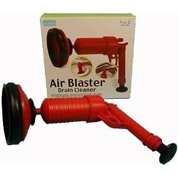 Air Blaster Drain Sink Toilet Shower Gun Cleaner Amazon