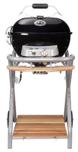 Outdoorchef Gasgrill Ambri 480 G - Kugelgrill mit Trichtersystem und Fettauffangbehälter - Gas grill für Balkon und Terrasse - Steak Grill Ø 48 cm mit 5.4 kW
