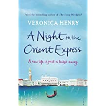 A Night on the Orient Express (English Edition)