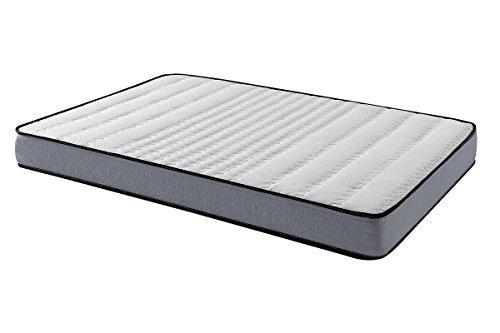 Sleepens - Viscoelastische Matratzen Viscoflex - Höhe: 19 cm - 100X190 cm