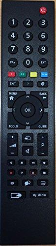 Grundig Original TP7 Fernbedienung für LCD TV - 720117226300