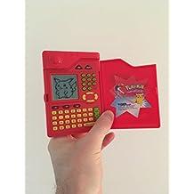 Pokemon Pokedex Organizer Electronic Handheld Game by Tiger Electronics