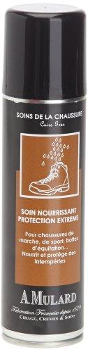 Soin Nourrissant Protection Extreme - Fabrication Française - Pour Cuirs Gras, chaussures de marche, de sport, bottes d'équitation... - Coloris Neutre
