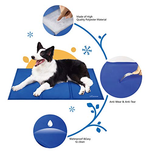 Zoom IMG-3 lauva tappetino per cane rinfrescante