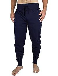 Polo Ralph Lauren Jogger Pant W/Self Waistband, Bas de Pyjama Homme, Bleu
